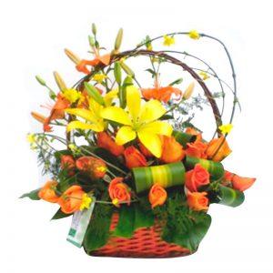 florería en Monterrico
